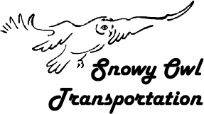 Long Haul Trucking Snowy Owl Transportation